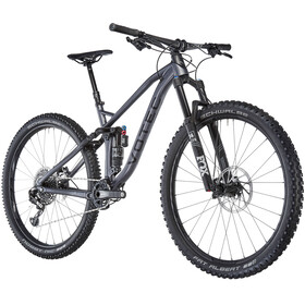 "VOTEC VX Elite Allmountain Fully 29"", black-grey"